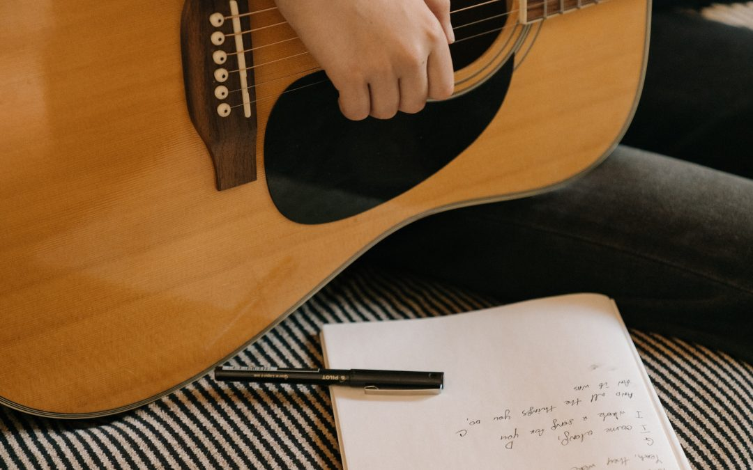 Top 5 Songwriting Tips